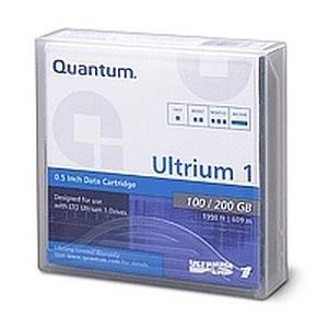 Quantum Ultrium LTO-1 Data Cartridge - LTO Ultrium LTO-1 - 100GB (Native) / 200GB (Compressed)