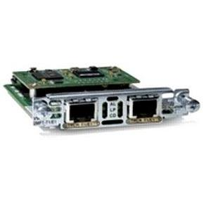Cisco Second-Generation 2-Port T1/E1 Multiflex Trunk Voice/WAN Interface Card - 2 x T1/E1