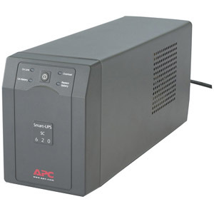 APC Smart-UPS SC 620VA - 620VA/390W - 5.5 Minute Full Load