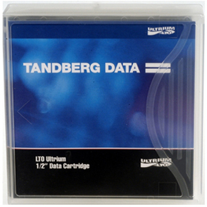 Tandberg Data LTO Ultrium 3 Tape Cartridge - LTO Ultrium LTO-3 - 400GB (Native) / 800GB (Compressed)