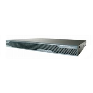 Cisco 5510 Adaptive Security Appliance - 5 x 10/100Base-TX Network LAN - 1 x SSM , 1 x CompactFlash (CF) Card