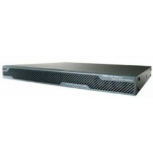 Cisco ASA 5520 VPN/Firewall with SSM-AIP-10 - 4 x 1000Base-T , 1 x 10/100Base-TX