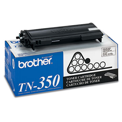 Brother Black Toner Cartridge - Black - Laser - 2500 Page - 1 Each