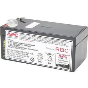 APC Replacement Battery Cartridge #35 - Spill Proof, Maintenance Free Lead Acid Hot-swappable