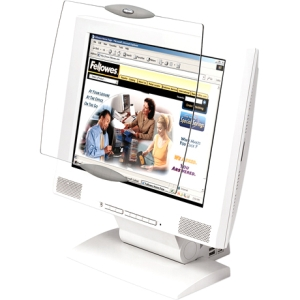"Fellowes LCD Screen Protector- 17"" - 17"" LCD"