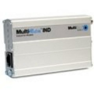 Multi-Tech MultiModem IND Industrial Modem - Serial - 2 x RJ-11 , 1 x DB-9 RS-232 Serial - 56 Kbps