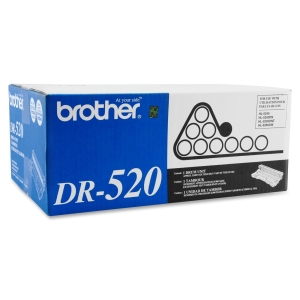 Brother DR520 Drum Unit - Laser Imaging Drum - Black - 25000 Page - 1 Pack