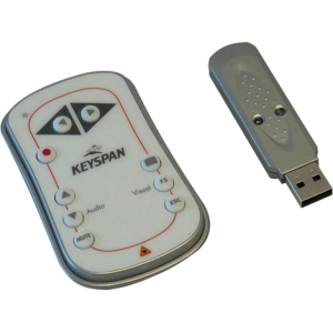 Keyspan Easy Presenter Remote Control - PC - 60 ft, Mac