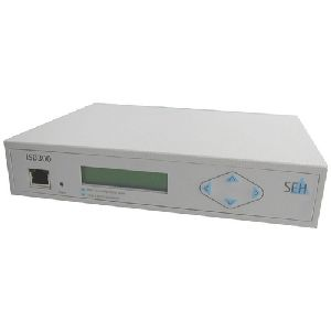 SEH ISD300 Print Server - 1 x 10/100Base-TX Network, 2 x USB 2.0