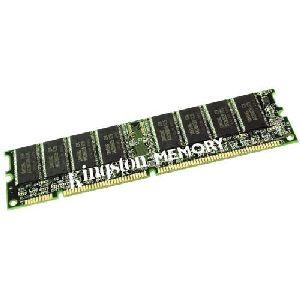 Kingston 2GB DDR2 SDRAM Memory Module - 2GB (2 x 1GB) - 400MHz DDR2-400/PC2-3200 - ECC - DDR2 SDRAM - 240-pin