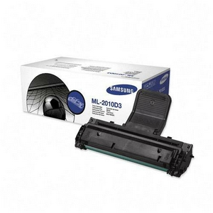 Samsung Black Toner Cartridge - Black - Laser - 3000 Page - 1 Each