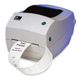 Zebra R2844-Z RFID Printer - 203 dpi - Serial, Parallel, USB