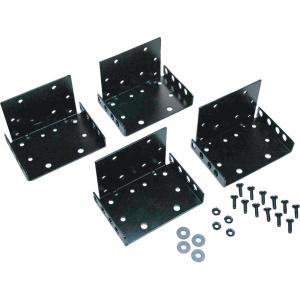 Tripp Lite Two Post Rackmount Kit - Steel