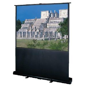 Da-Lite Deluxe Insta-Theater Portable Projection Screen - 36&quot; x 48&quot; - Wide Power - 60&quot; Diagonal
