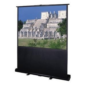 "Da-Lite Deluxe Insta-Theater Portable Projection Screen - 48"" x 64"" - 80"" Diagonal"