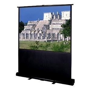 Da-Lite Deluxe Insta-Theater Portable Projection Screen - 60&quot; x 80&quot; - Wide Power - 100&quot; Diagonal