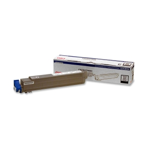 Oki Type C7 Black Toner Cartridge - Black - LED - 15000 Page - 1 Each