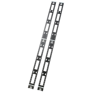 APC NetShelter SX 42U Vertical PDU Mount and Cable Organizer - Black