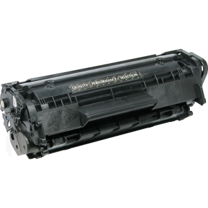 V7 Black Toner Cartridge for HP LaserJet 1010 - Laser