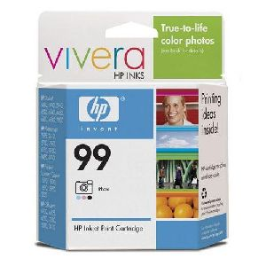 HP 99 Photo Color Ink Cartridge - Photo Color - Inkjet - 130 Page