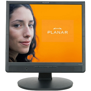 Planar PL1191M 19&quot; LCD Monitor - 4:3 - 5 ms - 1280 x 1024 - 16.7 Million Colors (24-bit) - 250 Nit - 1,000:1 - Speakers - DVI - VGA - Black - RoHS