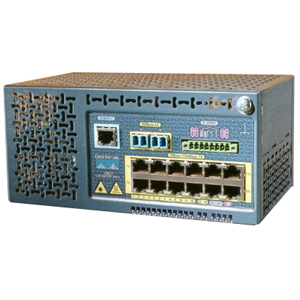 Cisco Catalyst 2955S-12 Managed Ethernet Switch - 12 x 10/100Base-TX, 2 x 100Base-LX