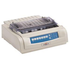 Oki MICROLINE 491N Dot Matrix Printer - 24-pin - 475 cps Mono - 360 x 360 dpi - Parallel, USB