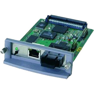 SEH PS26 Print Server - 1 x 10/100Base-TX , 1 x 100Base-FX - 100Mbps, 100Mbps
