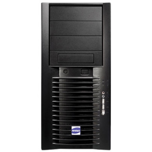 Antec Atlas 550 System Cabinet - Tower - 8 Bays - Black