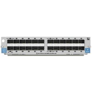 HP ProCurve Switch 5400zl 24-port Mini-GBIC Module - 24 x SFP (mini-GBIC)