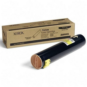 Xerox Yellow Toner Cartridge - Yellow - Laser - 25000 Page - 1 Each