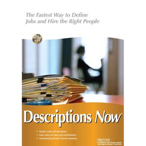 Administaff Descriptions Now v.5.1.2 - PC