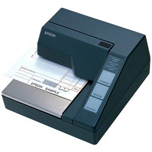 Epson TM-U295 Receipt Printer - 7-pin - 2.1 lps Mono - Serial