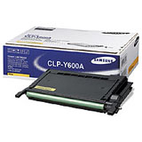 Samsung Yellow Toner Cartridge - Laser - 4000 Page - Yellow