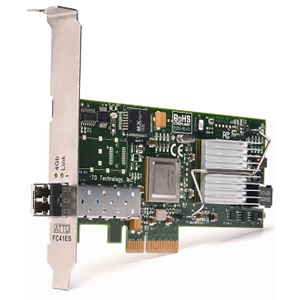 Atto Celerity CTFC-41ES-0R0 Fibre Channel Host Adapter - 1 x LC - PCI Express - 4Gbps