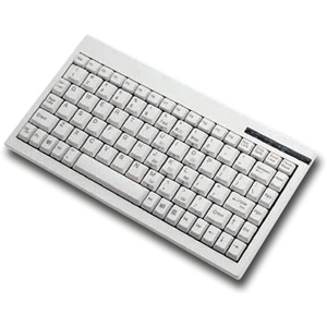 Solidtek Mini 88 Keys POS keyboard Ivory USB KB-595U - USB - 88 Key - PC - QWERTY