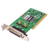 SIIG Low-Profile PCI-2S - PCI - 1 Pack