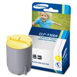 Samsung Yellow Toner Cartridge - Yellow - Laser - 1000 Page - 1 Each