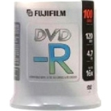 Fujifilm 16x DVD-R Media - 4.7GB - 120mm StandardSpindle