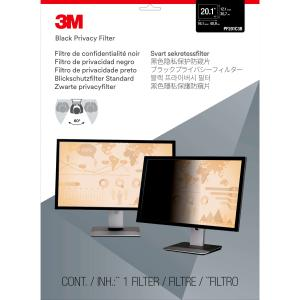 "3M PF20.1 Privacy Computer Filter - 20.1"" LCD"