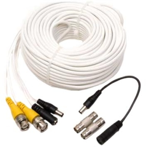 Q-see BNC Cable 100ft w/BNC connectors - BNC Male - BNC Male