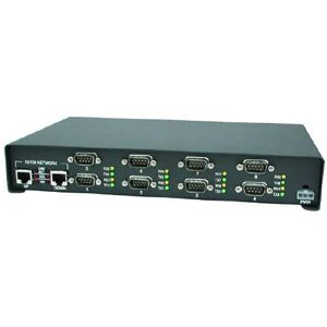 Comtrol DeviceMaster 8-Port Serial Hub - 2 x RJ-45 , 8 x DB-9
