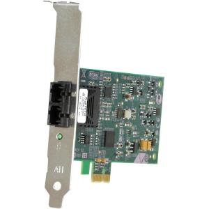 Image of Allied Telesis AT-2711FX Fast Ethernet ST Fiber Network Interface Card