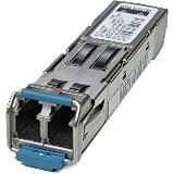 Cisco 1000BASE-SX SFP Transceiver Module - 1 x 1000Base-SX