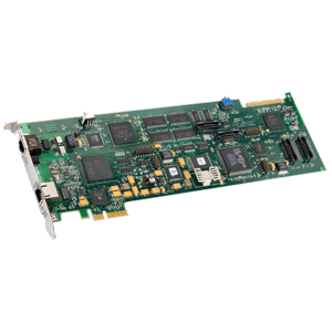 Dialogic Brooktrout TR1034+E4-4L Fax Boards - 4 x Analog - Group 3, ITU-T V.34 - PCI