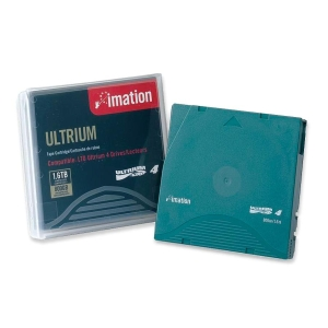 Imation LTO Ultrium 4 Tape Cartridge - LTO Ultrium - LTO-4 - 800 GB (Native) / 1.60 TB (Compressed) - 1 Pack