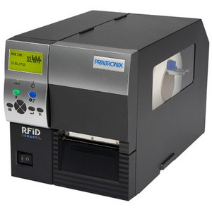 Printronix SL4M RFID Printer - Monochrome - 10 in/s Mono - 203 dpi - Parallel, USB, Serial - Fast Ethernet