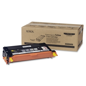 Xerox Standard Capacity Yellow Toner Cartridge - Yellow - Laser - 1 Each
