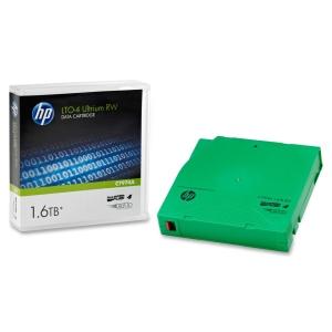 HP LTO Ultrium 4 Tape Cartridge - LTO-4 - 800 GB (Native) / 1.60 TB (Compressed) - 1 Pack