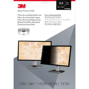 "3M Privacy Filter-3M Widescreen (16:10) - 19"" LCD"